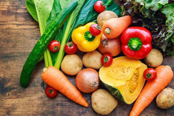 食物繊維の野菜