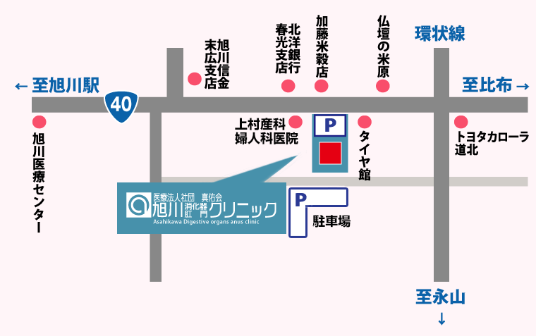 近郊図マップ